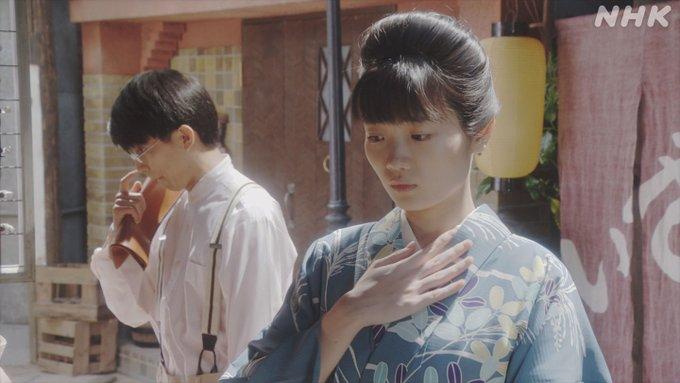 『おちょやん』出演中の、みつえちゃん役・東野絢香さん