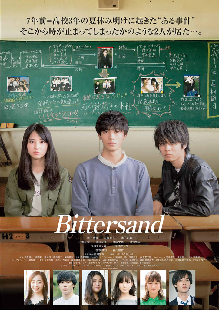 映画『Bittersand』
